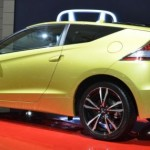 Refreshed 2013 Honda CR-Z 8