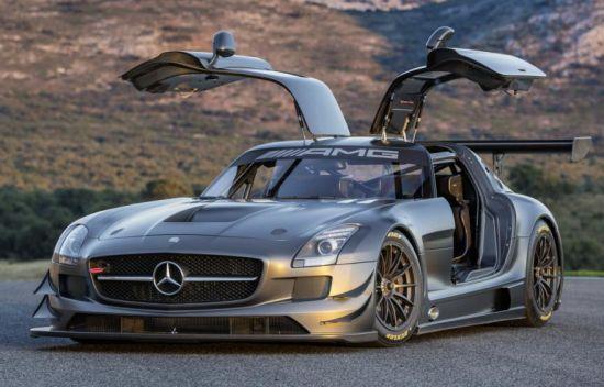 Mercedes 2014 Sls Amg