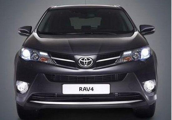2013 Toyota Rav4 Suv