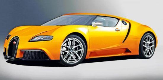 Bugatti Veyron SS successor