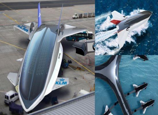 Eco friendly aircraft design for 2030 a