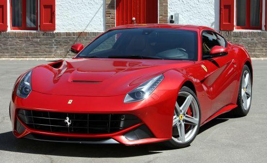 Ferrari Models List 5