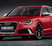 Revealed: 2014 Audi RS6 Avant with 552hp, 190mph top speed
