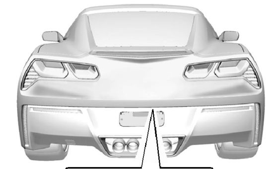 2014 Chevrolet Corvette C7 rear leaks 2