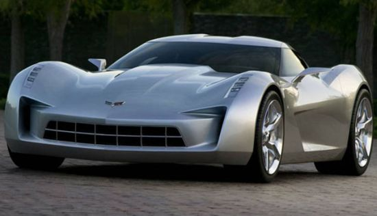 Barrett-Jackson to offer  Chevrolet Corvette C7  1