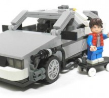 Back to the Future DeLorean goes Lego to become Cuusoo's next set