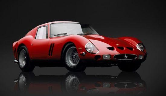 Ferrari 250 GTO Series 1 auction