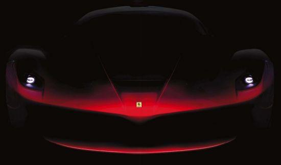 Ferrari F150, the Enzo successor