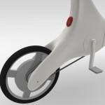 Fwave folding e-Bike  1