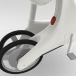 Fwave folding e-Bike  2