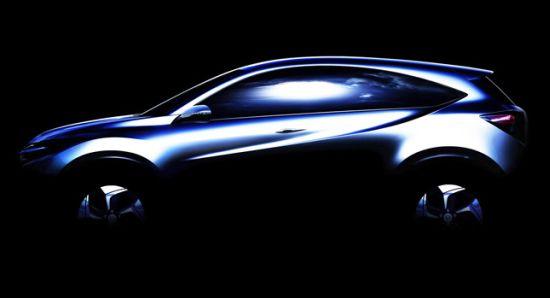 Honda New Urban SUV Concept