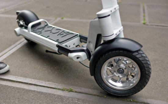 JAC foldable electric scooter