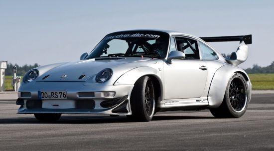 Mcchipa Porsche 993 GT2 track racer  12