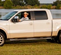 President George W. Bush's Ford F-150 goes under the hammer