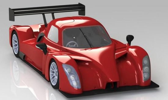 Radical RXC supercar 2