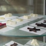 Robots in Gastronomy's 3D chocolate printing cart  3