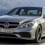 2014 Mercedes-Benz E63 AMG 4