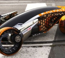 Firanse R3 – 3D printed electric car for 2040