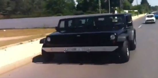 pimped jeep wrangler
