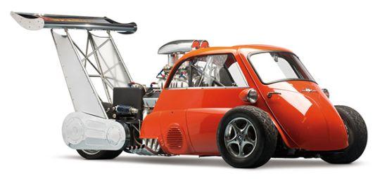 1959 BMW Isetta 'Whatta Drag' micro muscle car
