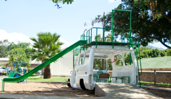 AMBULANCE PLAYGROUND