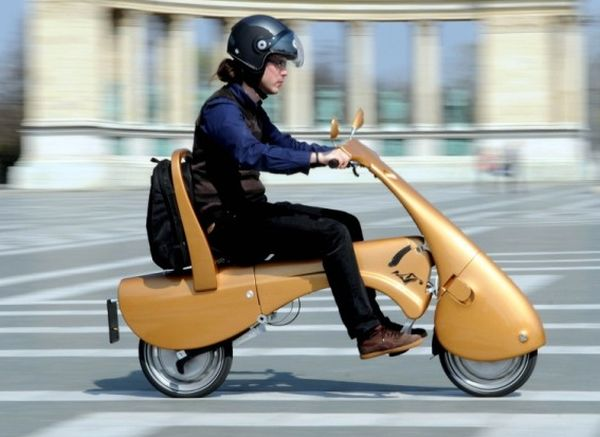 Antro Group Moveo folding electric scooter 4