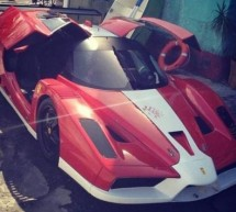 Ferrari FXX in 'Fast & Furious 6' trailer is a replica?
