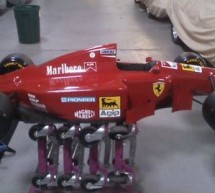 Half-size Ferrari F1 test car ready to exchange hands for $24,999