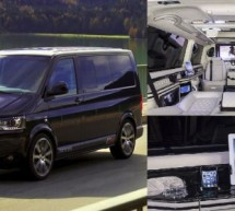 MTM makes VW T300 Van an impressive statement of luxury, performance