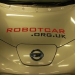Oxford University iPhone controlled RobotCar 2