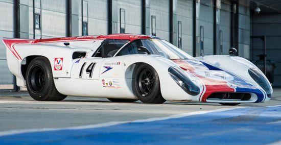 Steve McQueen's Lola T70 MkIII B