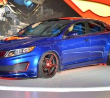 2013 Chicago Auto Show: Superman-Inspired Kia Optima Hybrid revealed