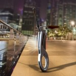 Foldable City Ass electric unicycle 2