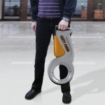 Foldable City Ass electric unicycle  4