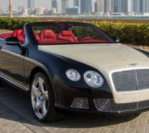 Luxury Refinish gives Bentley Continental GTC blinged makeover with diamond coat