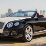 Luxury Refinish Bentley Continental GTC 7