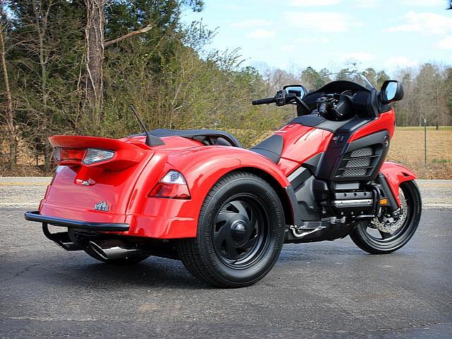 Suzuki Hayabusa Trike