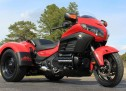 Motor Trike's Honda Gold Wing F6B Trike is as menacing as it gets