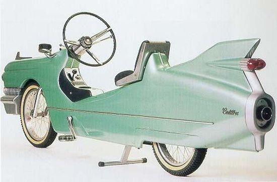 Robert Egger Cadillac bicycle  3