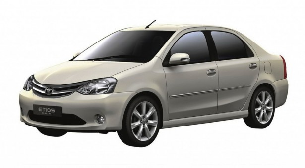 The Toyata Etios – Redefining Luxury for the Middle Class!