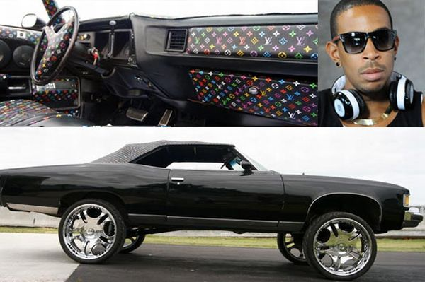 photo of Ludacris Ford - car