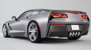 2014-Chevrolet-corvette-Stingray-rear-three-quarters
