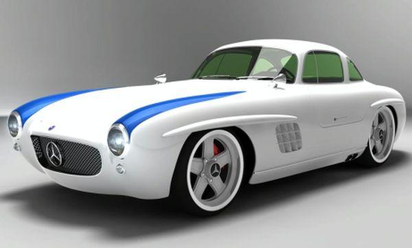 Mercedes-Benz-300sl-Cool-Car