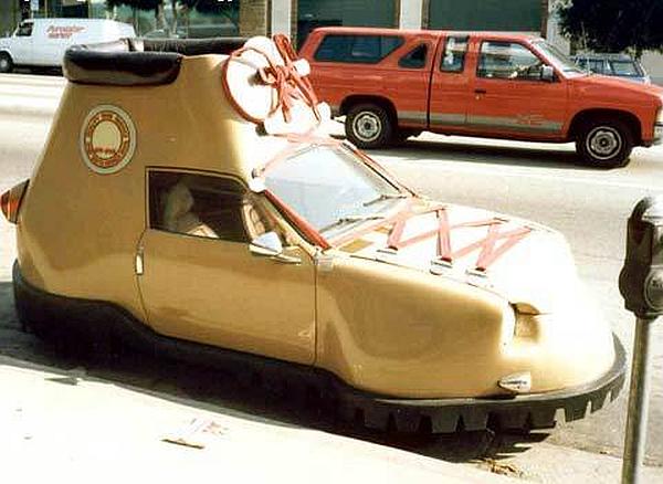 Classic-Waffle-Stomper-Car