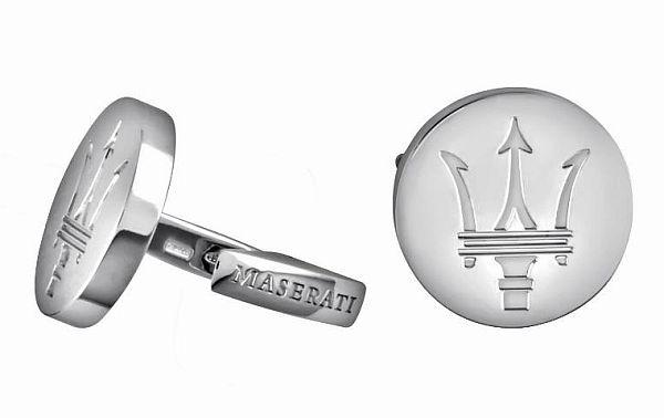 maserati-silvercufflinks