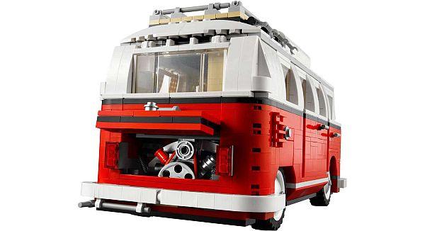 LEGO TI Camper Van