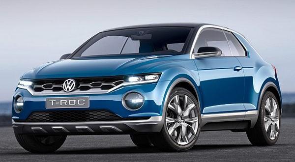 Volkswagen's T-Roc