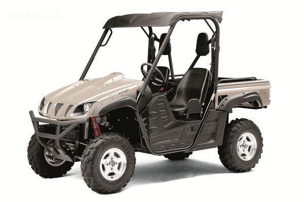 Yamaha Rhino 700 FI 4X4