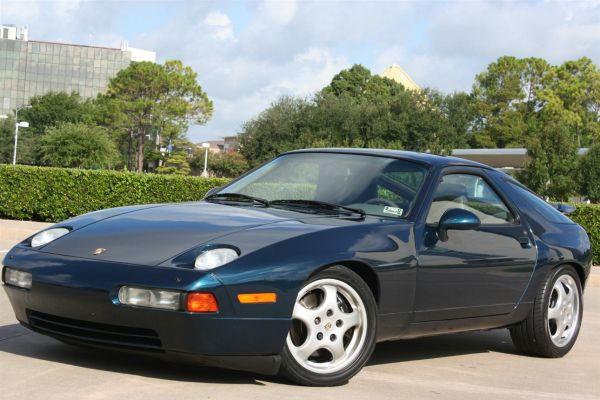 1993 Porsche 928 GTS Coupe