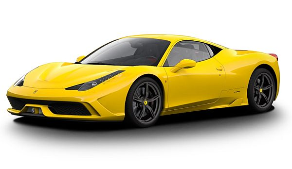 Ferrari 458 Speciale A 597 Horsepower